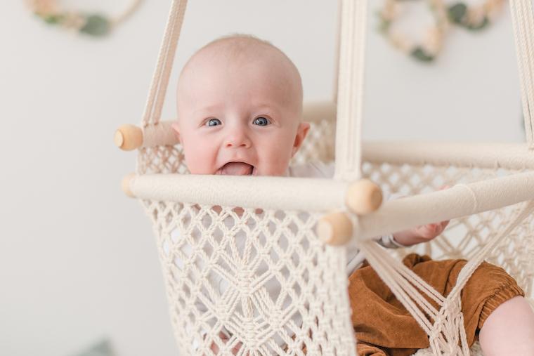 Babyfotos zu Hause 2
