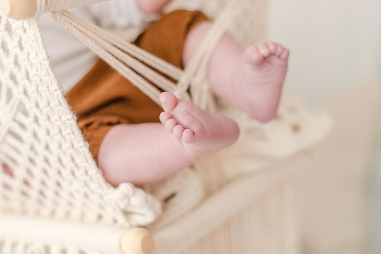 Babyfotos zu Hause 4