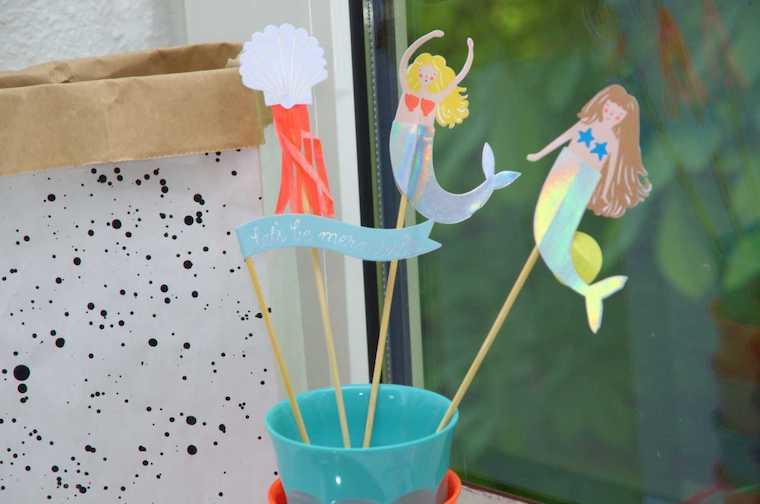 Kindergeburtstag Meerjungfrau 1