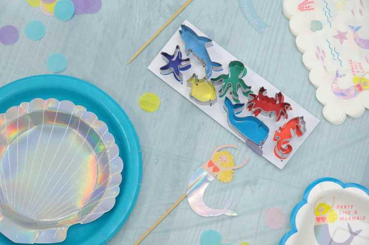Kindergeburtstag Meerjungfrau 5