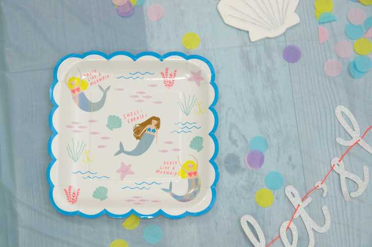 Kindergeburtstag Meerjungfrau 9