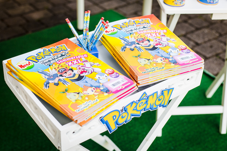 Kindergeburtstag Pokemon 5