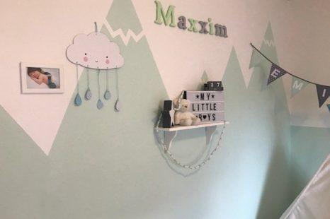Babyzimmer einrichten for Kinderzimmer 8 qm einrichten