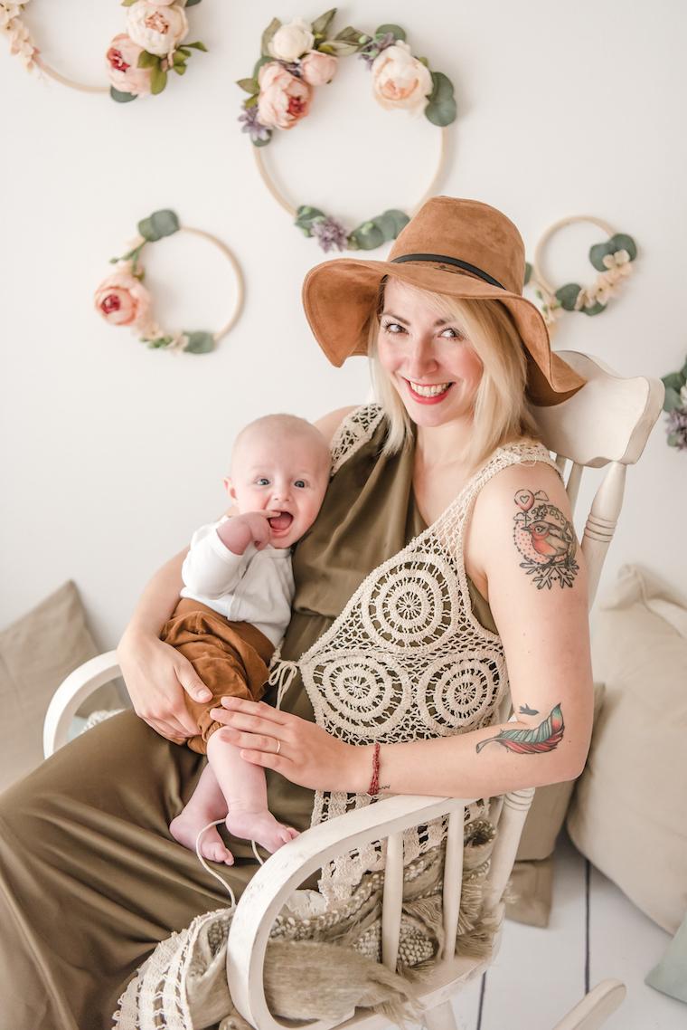 Mama und Baby 1