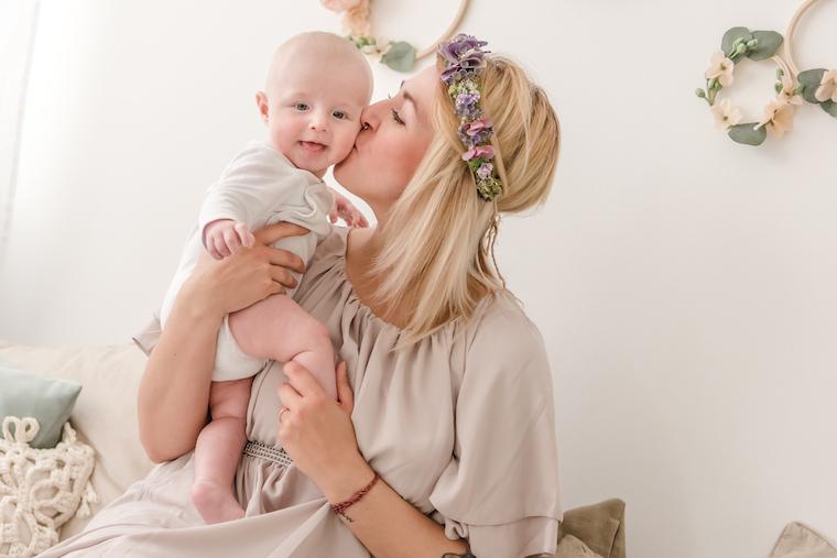 Mama und Baby 5