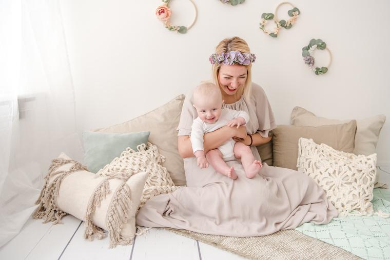 Mama und Baby 6