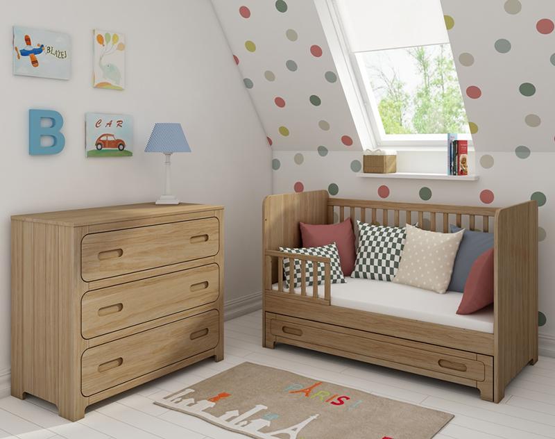 Babyzimmer Echtholz (1)