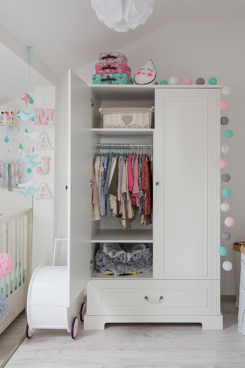 Babyzimmer Kleiderschrank