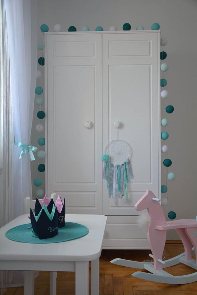 Kleiderschrank Babyzimmer