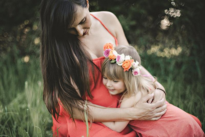 Mutter und Tochter (1)