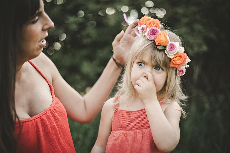 Mutter und Tochter (3)
