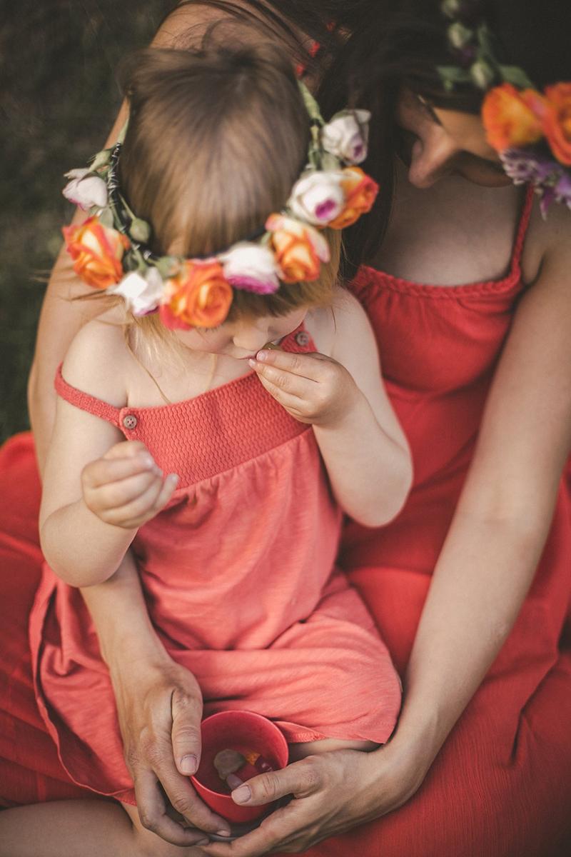 Mutter und Tochter Fotos Ideen (17)
