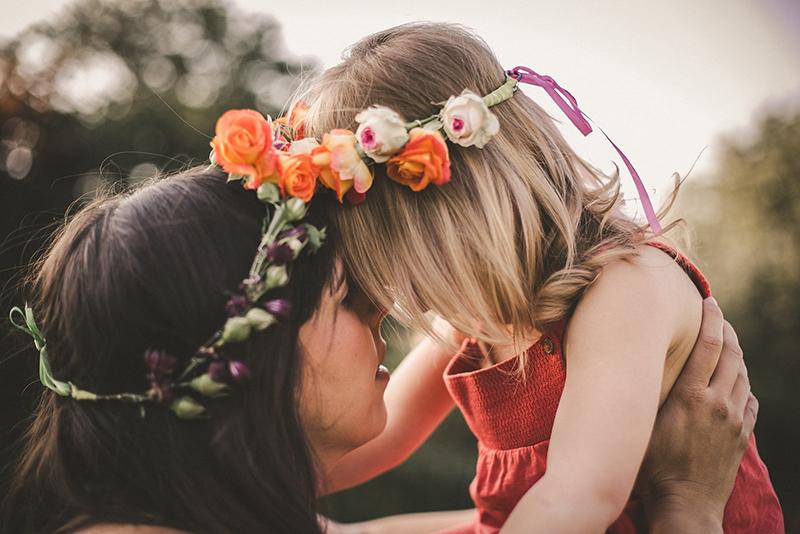 Mutter und Tochter Fotos Ideen (26)