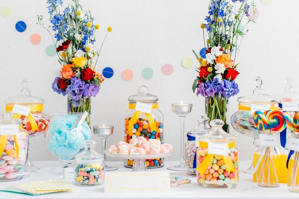 Candybar Kindergeburtstag Mummyandmini Com