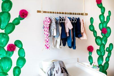 Kaktus Babyzimmer