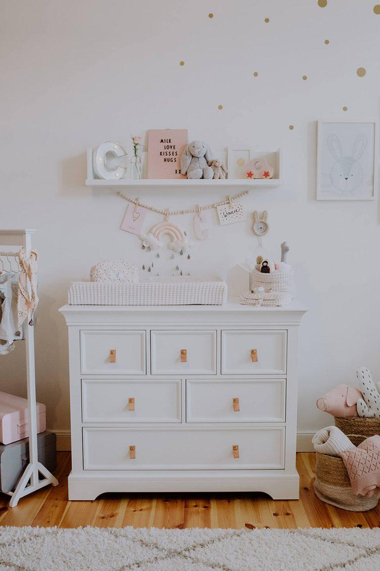 Mehr Von Der Kleinen Coco Findet Ihr Auch In Dieser Süßen Homestory.  Weitere Ideen Für Babyzimmer Findet Ihr Auch In Der Galerie.