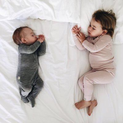 Süße Schlafanzüge für die Kleinen