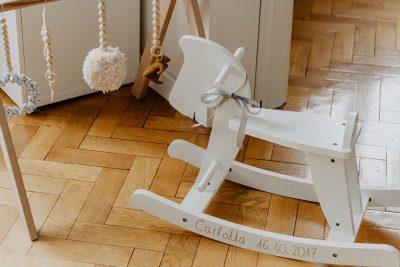 Carlottas Babyzimmer