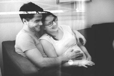 Meine erste Schwangerschaft: Katja