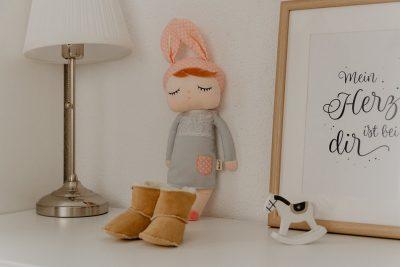 Homestory bei der kleinen Clara