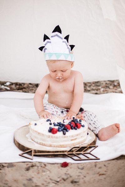 Mini Monday: cake smash