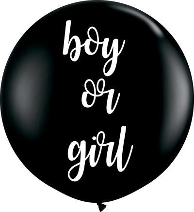 Gender Reveal Ballon