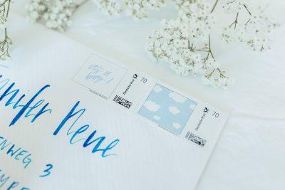 Süße Individuelle Briefmarken