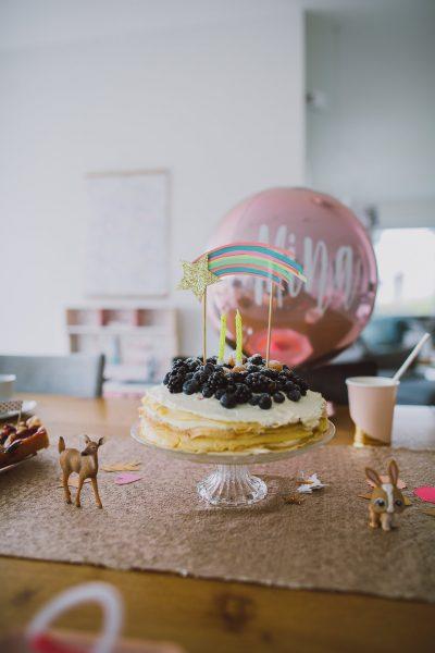Minas zweiter Geburtstag