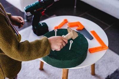 Baustellen Kindergeburtstag