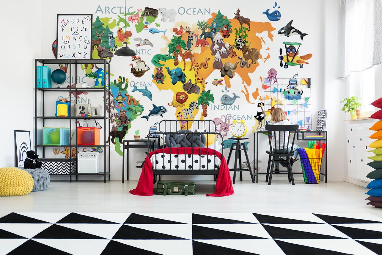 Fototapeten für das Kinderzimmer | mummyandmini.com