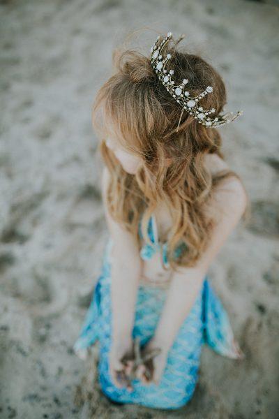 Kindergeburtstag Meerjungfrau