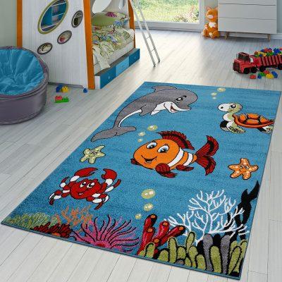 Süße Teppiche für das Kinderzimmer