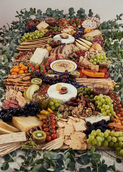 Foodtrend 2020: Grazing Tables