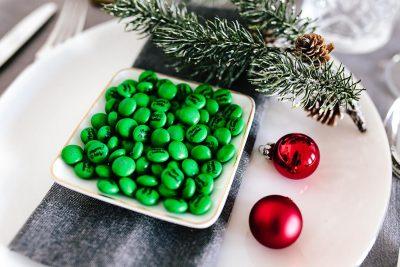 Kunterbunte Weihnachten mit My M&M's