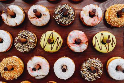 Ideen mit Donuts