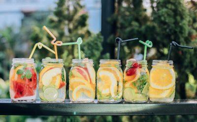 Leckere Limonaden für den Sommer