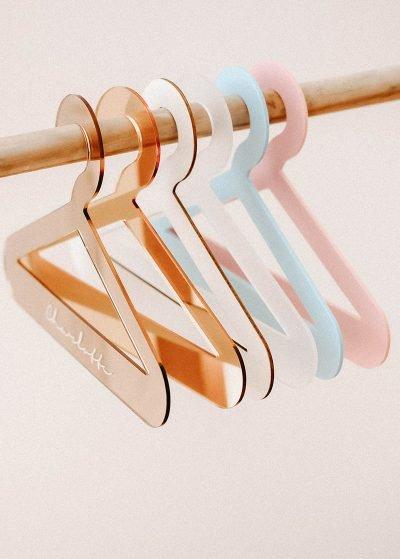 Acryl Kleiderbügel