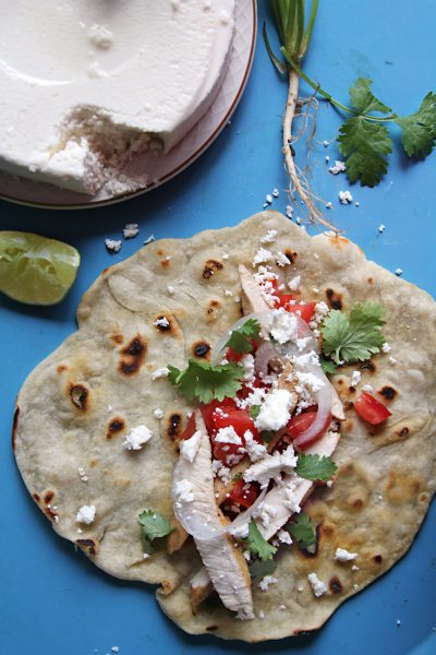 Moodfood: Leckeres Tortilla-Rezept mit Smoothie