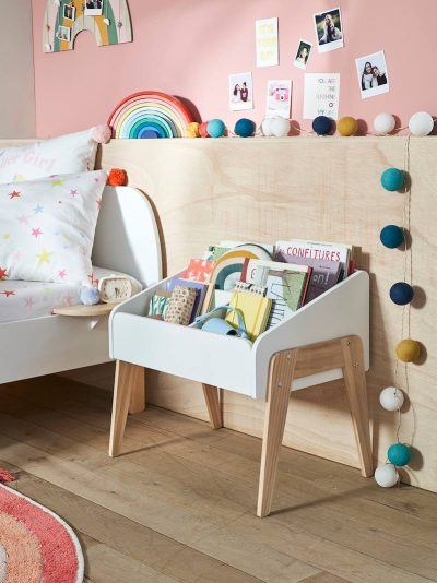 Kinderzimmer einrichten: Die besten Ideen für Aufbewahrungsmöglichkeiten