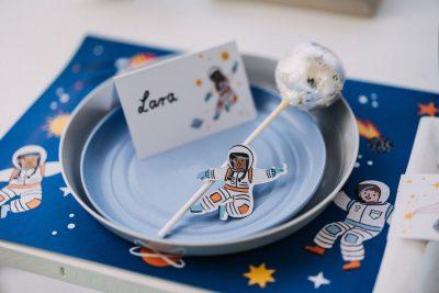 Kindergeburtstag Weltraum